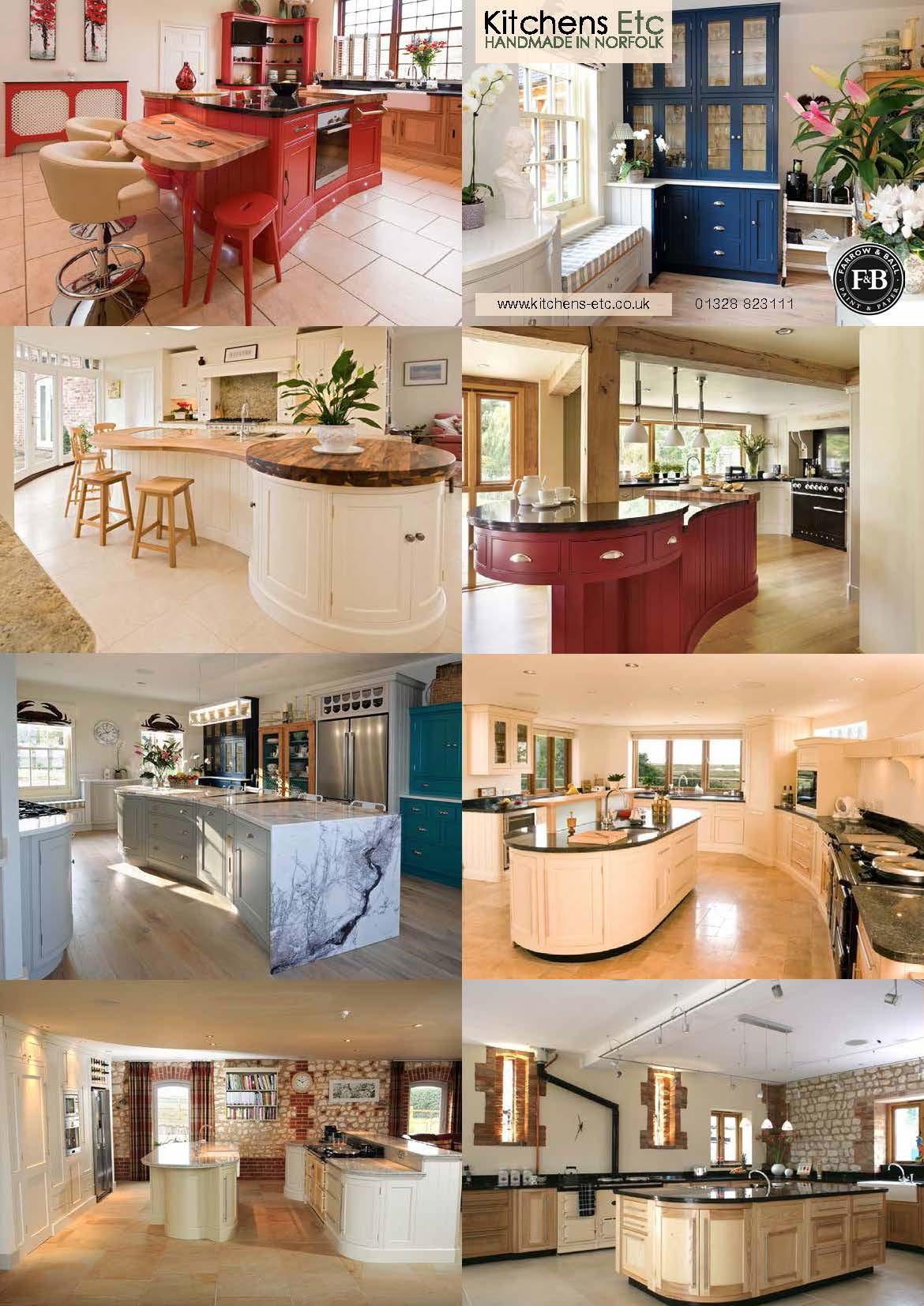 Kitchens Etc – brochure