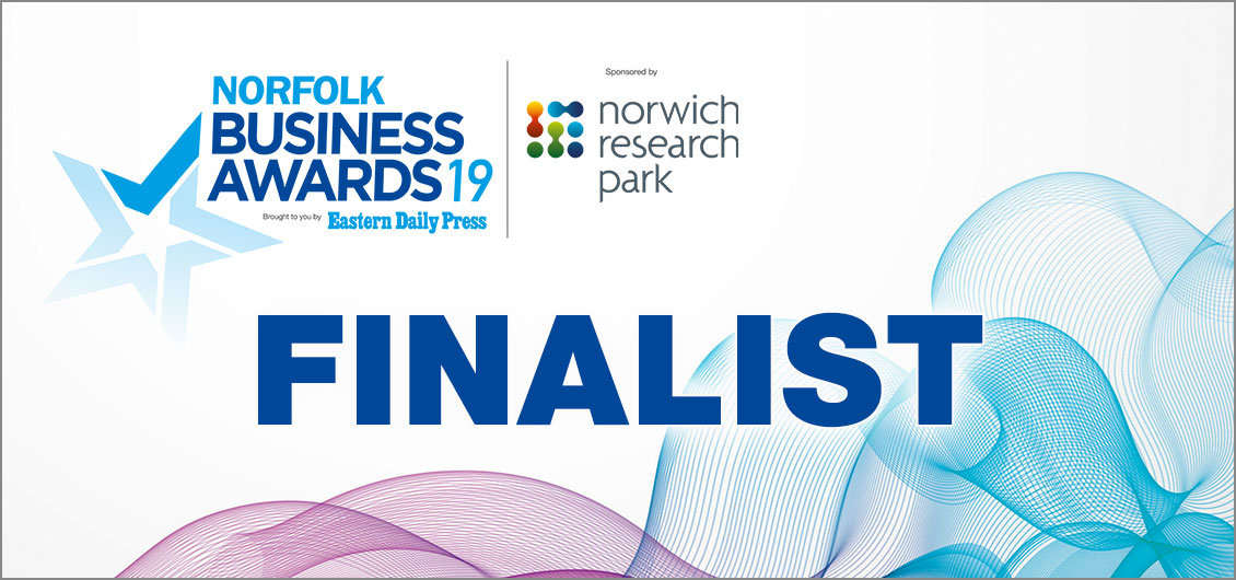 Norfolk Business Awards Finalist