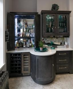 Bespoke Gin Cupboard