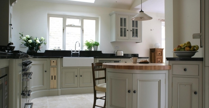 lovely write up in the edp property supplement - Kitchen Etc